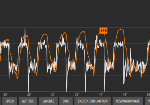 power fairly consistent